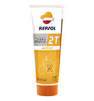 Масло моторное 2Т Repsol MOTO SINTETICO 2T, 125мл (RP150W53)