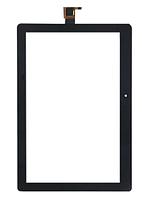 Тачскрин (сенсор) для Lenovo A10-30 TAB 2 IdeaTab леново, цвет черный