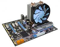 Комплект X79 3.2 + Xeon E5-1620 + 8 GB RAM + Кулер, LGA 2011