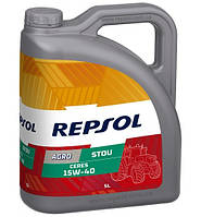 Масло Repsol CERES STOU 15W40, 5л (RP026X55)