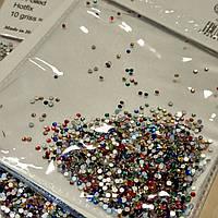 Камни Сваровски, ss3, 1440шт, микс 10цветов