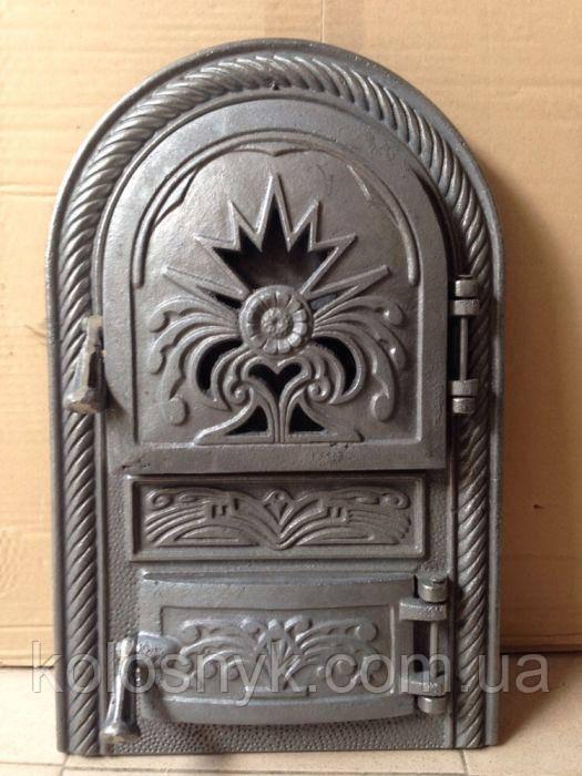 дверцы печные