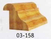 Фрезы по дереву для изготовления дверного  штапа