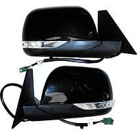 Зеркала УАЗ-Патриот нового образца с повторителем поворота