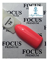 Гель лак Focus Premium от Oxxi 8мл №16, фото 1