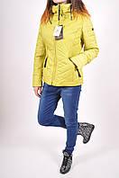 Куртка женская  демисезонная из плащевки (color B12) Symonder CR-6086-1 Размер:42