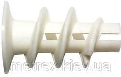 Дюбель ALFA Driva для гипсокартона 6х23 мм. д/гк. D14