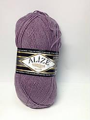 Пряжа superlana klasik Alize (25% вовни)