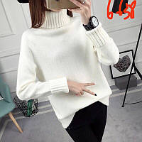 Повседневный стильный женский свитер