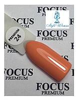 Гель лак Focus Premium от Oxxi 8мл №24, фото 1