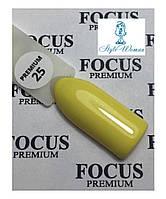 Гель лак Focus Premium от Oxxi 8мл №25, фото 1