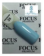 Гель лак Focus Premium от Oxxi 8мл №26, фото 1