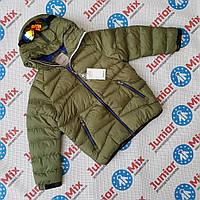 GLO-STORY Подростковые куртки для мальчиков  с очками оптом