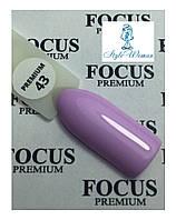 Гель лак Focus Premium от Oxxi 8мл №43, фото 1