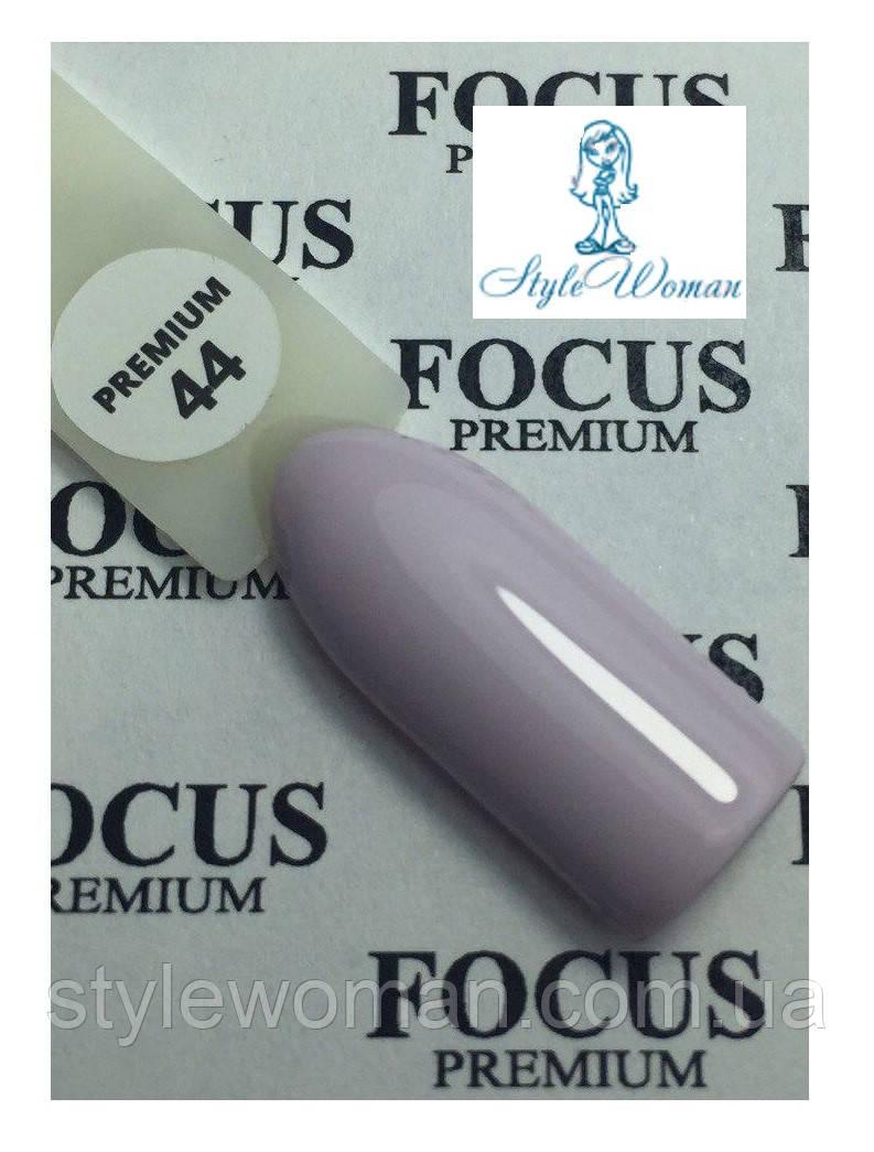 Гель лак Focus Premium от Oxxi 8мл №44
