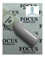 Гель лак Focus Premium від Oxxi 8мл №45, фото 1
