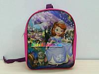 Рюкзак детский для девочки «Принцесса София»