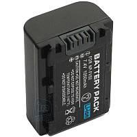 Аккумулятор для видеокамеры Sony NP-FV50, 1050mAh