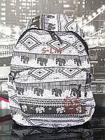 Рюкзак разноцветный