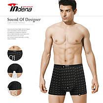 Мужские боксеры стрейчевые марка «INDENA» АРТ.75018, фото 2
