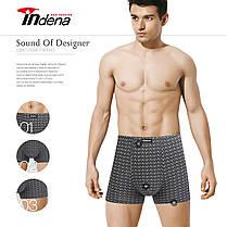 Мужские боксеры стрейчевые марка «INDENA» АРТ.75021, фото 2