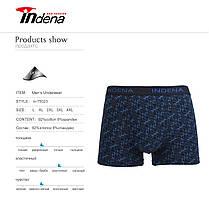 Мужские боксеры стрейчевые марка «INDENA» АРТ.75023, фото 3