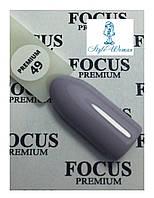 Гель лак Focus Premium от Oxxi 8мл №49, фото 1