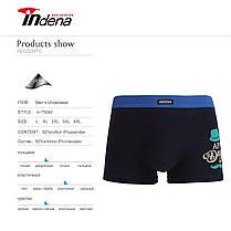 Чоловічі боксери стрейчеві марка «INDENA» АРТ.75042, фото 3