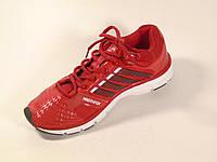 Кроссовки мужские красного цвета на шнуровке