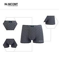 Мужские боксеры стрейчевые марка «IN.INCONT»  Арт.3589, фото 2