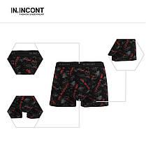 Мужские боксеры стрейчевые марка «IN.INCONT»  Арт.3598, фото 2