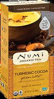Органический чай Куркума с какао