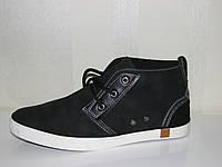 Черные кроссовки эко кожа  размеры 40, 41, 42