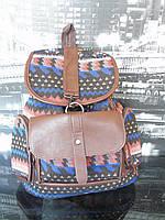 Рюкзак разноцветный ММ, фото 1