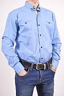 Рубашка мужская (Slim fit) G-Port 20/8 Размер:42,44