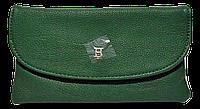 Женский кошелек-клатч Bobi Digi зеленого цвета из иcкусcтвенной кожи  WYY-072127