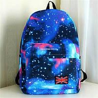 Портфель Космос Space. Женский рюкзак Вселенная. Сумка Галактика. СР3