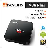 Приставка Smart tv V88 Plus