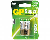 Батарейка GP Super alkaline АА (2 штуки)