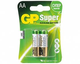 Батарейка GP Super alkaline АА (2 штуки)