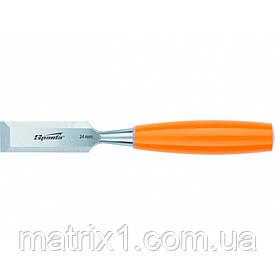 Стамеска, 38 мм, плоская, пластмассовая ручка// SPARTA