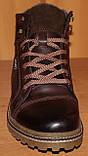 Мужские ботинки зимние на шнурках от производителя ГК-2, фото 3