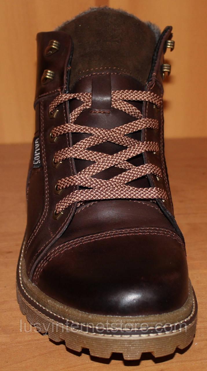 19c774eda ... фото Мужские ботинки зимние на шнурках, мужская обувь зимняя от  производителя ГК-2, ...