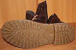 Мужские ботинки зимние на шнурках от производителя ГК-2, фото 6