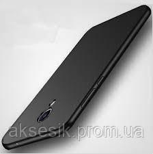 Силиконовый чехол Soft Matt (TPU) Meizu M5S (black)