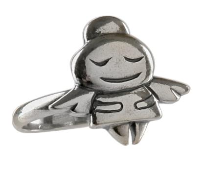 """Кольцо """"Юно"""" покрытое серебром (e5983090)"""
