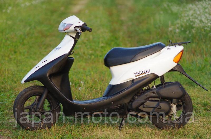 Хонда Дио34 (белый_2)
