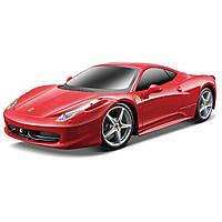 Автомобиль Maisto Ferrari 458 Italia  на радиоуправлении модель в масштабе 1:24