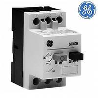 Автомат защиты электродвигателя General Electric SFK-0В. 0,16...0,25A. 65Ka