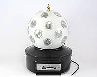 Диско Шар Music Ball K1 светодиодный-читает и воспроизводит музыку